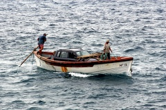 Boatmen Transporting Goods  W