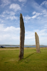 Stones of Stenness Orkney Islands