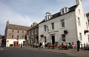 Kirkwall, Capital of The Orkney Islands