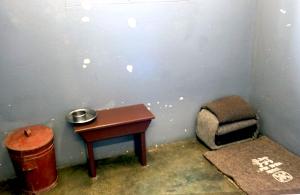 3686 Mandela's Cell Robben Island