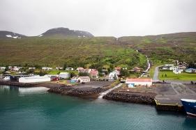 Eskfijordur Iceland
