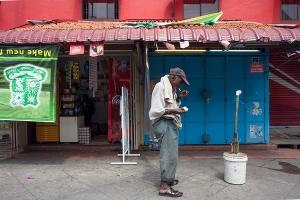 Penang an 'island' state of Malaysia