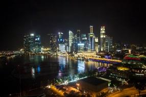 Singapore Harbour W