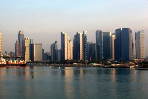 Singapore Port W