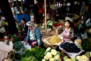 Local Market Bagan