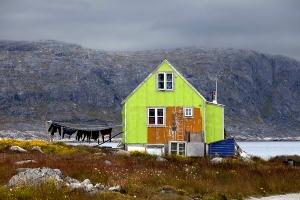 House at Nanortalik