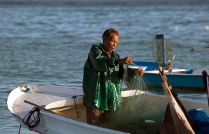 Fisherman Nusa Lembongan W