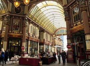 Leadenhall Markets The City  London