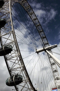 London Eye Embankment