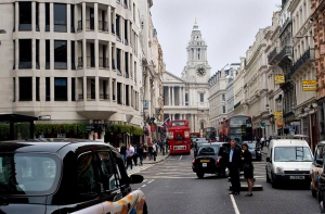 Streets of Central London