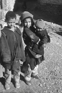 Tibetan Kids Ladakh W