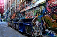 HOSIER LANE GRAFFITI