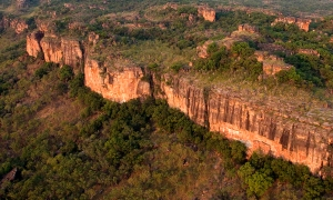 ARNHEIM LAND ESCARPMENT  KAKADU NP  NT